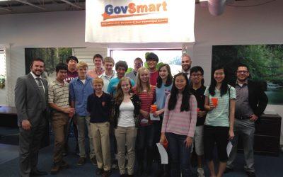"GovSmart participates in ""Tech Tour 2014″"