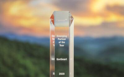 "GovSmart Named ""SolarWinds Emerging Partner of the Year"""