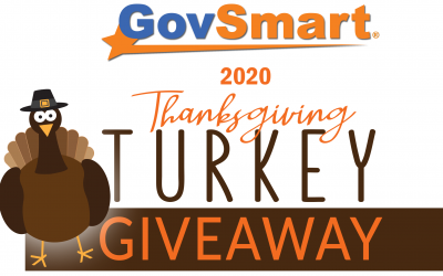 GovSmart's 4th Annual Thanksgiving Turkey Giveaway