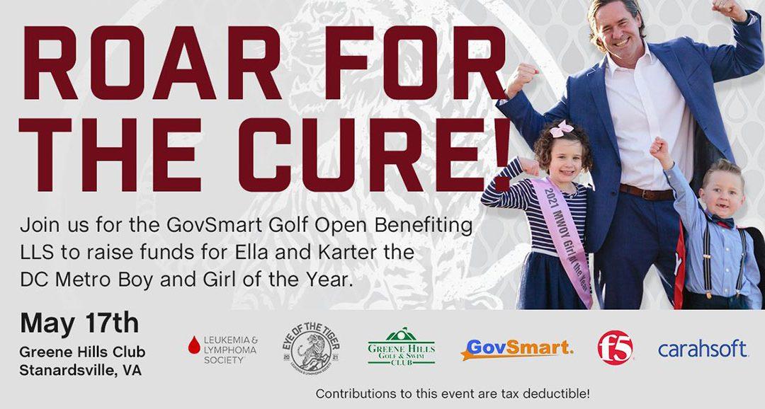 GovSmart Donates $10k to The Leukemia & Lymphoma Society, Hosts Golf Tournament to Raise Even More
